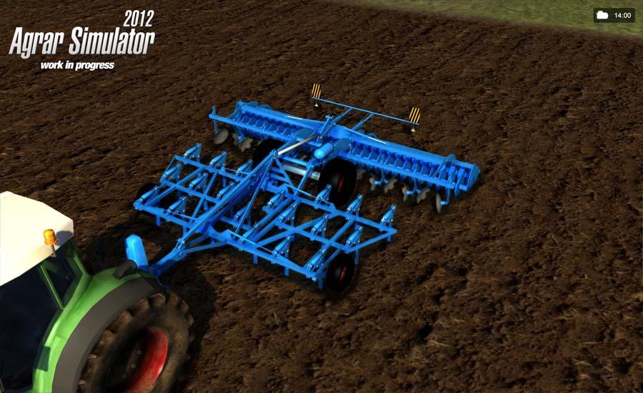 Agrar simulator 2012 deluxe (2011deu) бесплатно скачать через торрент, 2013